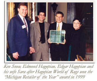 History Of Hagopian Carpet And Flooring Sales