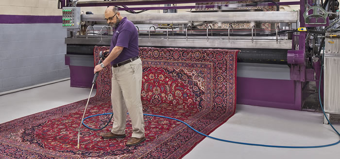Give Your Rugs Some Tlc At Our Rug Care Spa The Only One Of Its Kind In Michigan