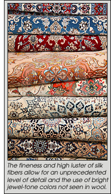 Many Rugs Are Made With Symmetrical Designs, Therefore When Judging The  Quality Look Out For Designs That Are Significantly Stretched Or Compressed  In A ...
